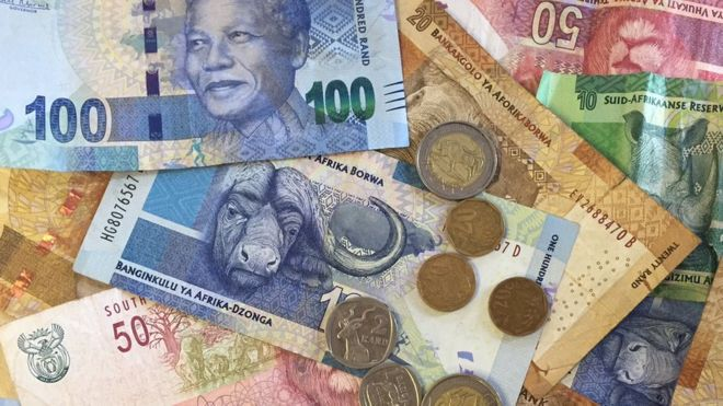 South African Rand - See 2019 Top 10 Most Valuable Currencies In Africa