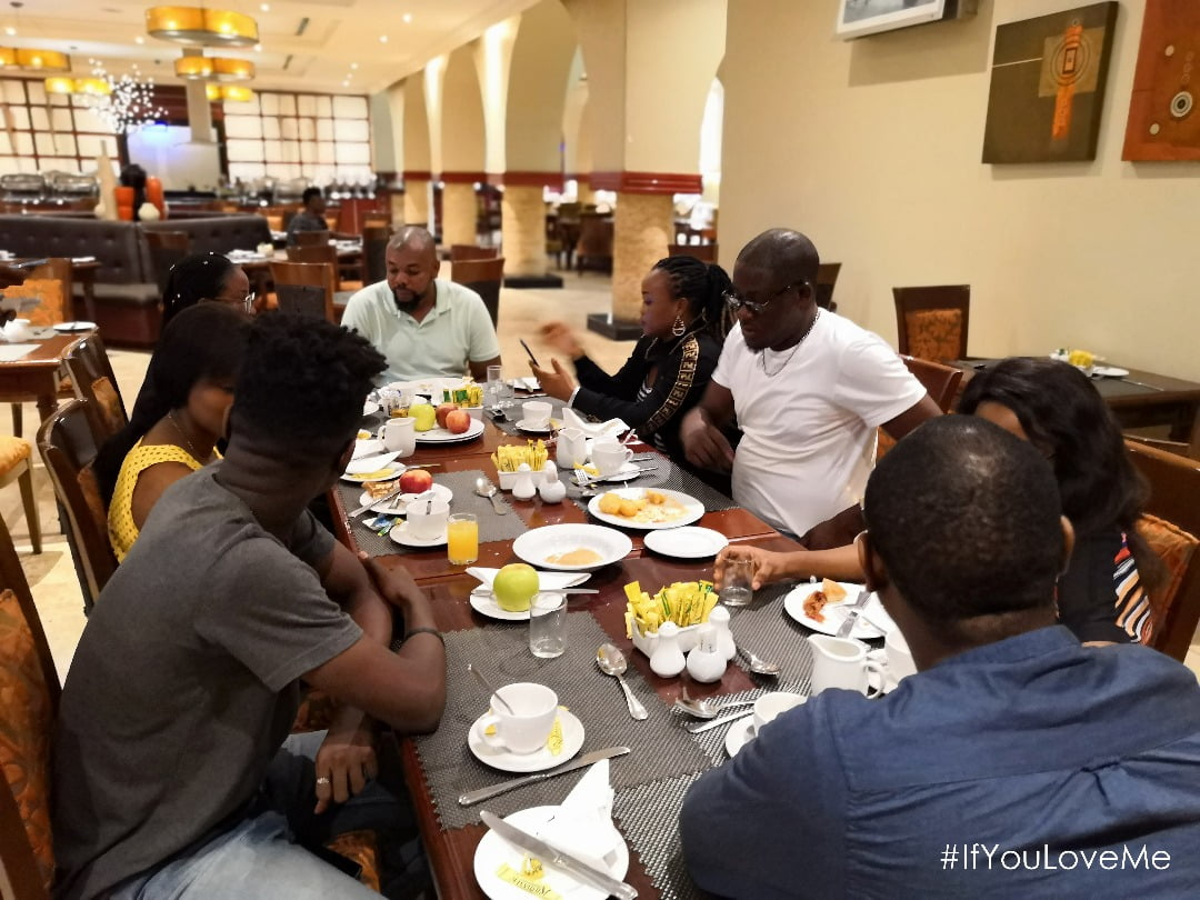 TECNO Hosted 4 Couples to a Special Getaway on Valentine's Day.... 1 - TECNO Hosted 4 Couples to a Special Getaway on Valentine's Day