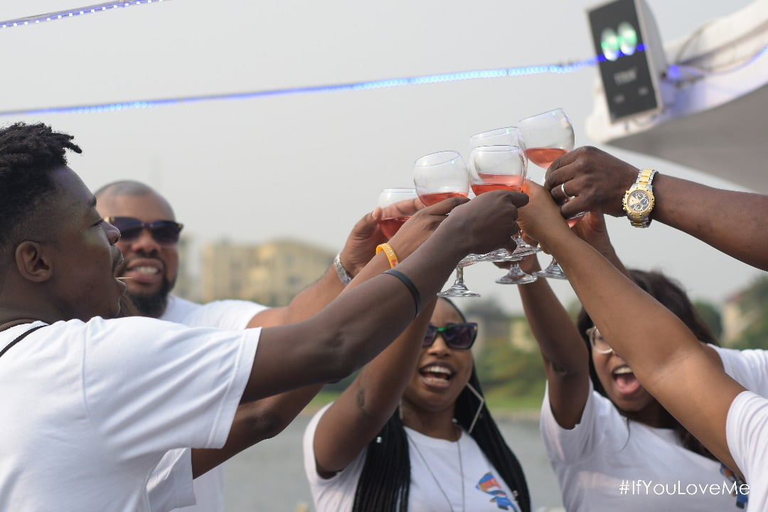 TECNO Hosted 4 Couples to a Special Getaway on Valentine's Day... - TECNO Hosted 4 Couples to a Special Getaway on Valentine's Day