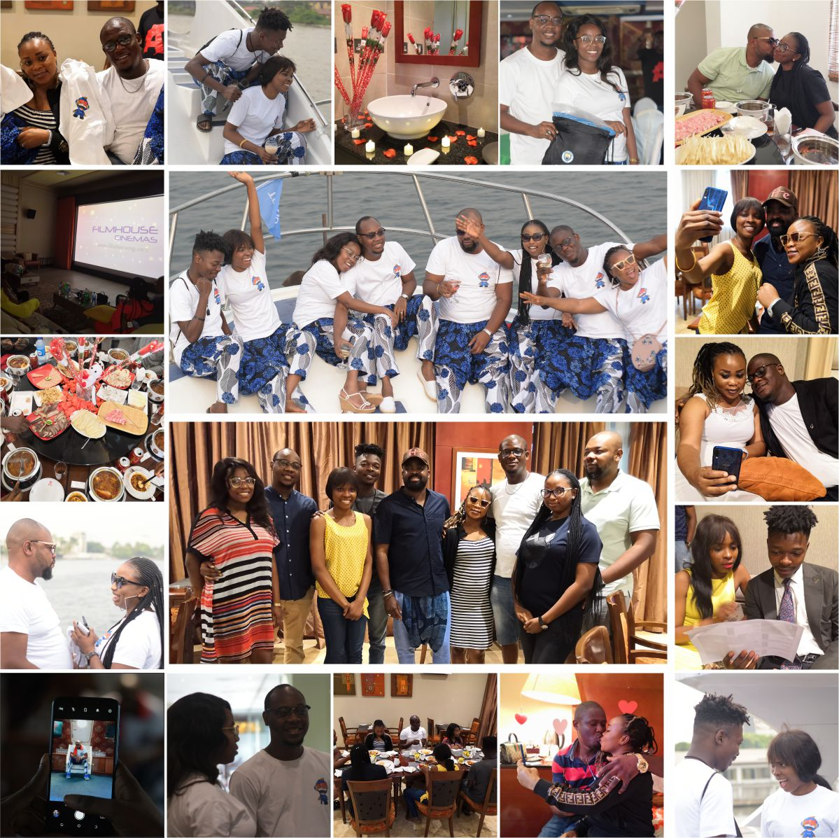 TECNO Hosted 4 Couples to a Special Getaway on Valentine's Day - TECNO Hosted 4 Couples to a Special Getaway on Valentine's Day