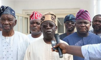 Finally, Tinubu Breaks Silence On Ambode's Impeachment