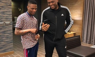 Nigerians React As Wizkid Fan Claim Singer Is Richer Than Tony Elumelu