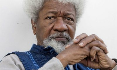 My generation Has Failed Nigerians, Soyinka Cries Out