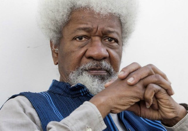 Soyinka blasts FG on Amotekun