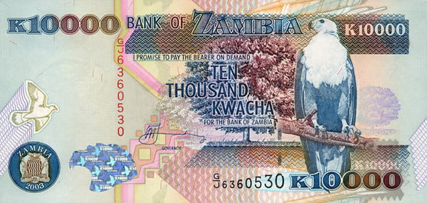Zambian Kwacha - See 2019 Top 10 Most Valuable Currencies In Africa