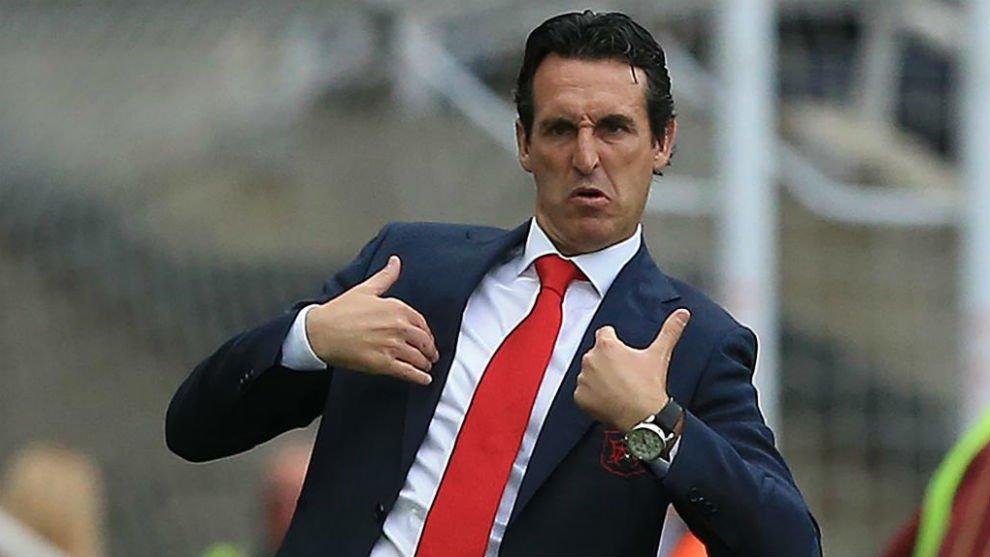 emery - Transfer: Arsenal Sign Nigerian Goalkeeper, Defender
