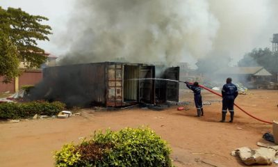 inec fire