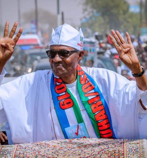12 Presidential Candidates Dump Ambition, Endorse Buhari