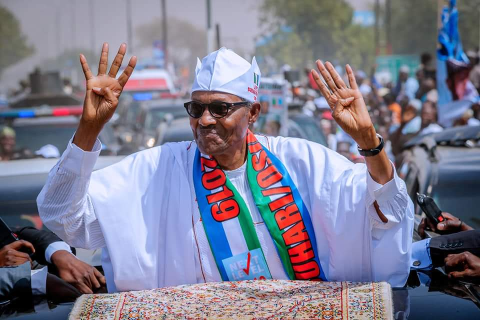 Buhari Makes U-Turn, Says His Second Term Will Be 'Peaceful And Prosperous'