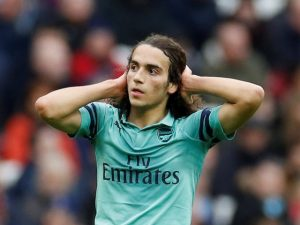 matteo guendouzi 300x225 - Transfer: PSG Offer Arsenal Draxler In Exchange For Guendouzi