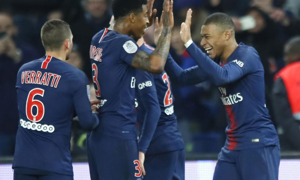 psg 1000x600 - Just In: PSG Retain Ligue 1 Title