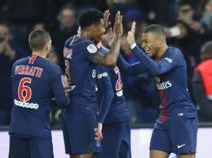 psg 300x224 - Champions League: PSG Release Squad To Face Dortmund