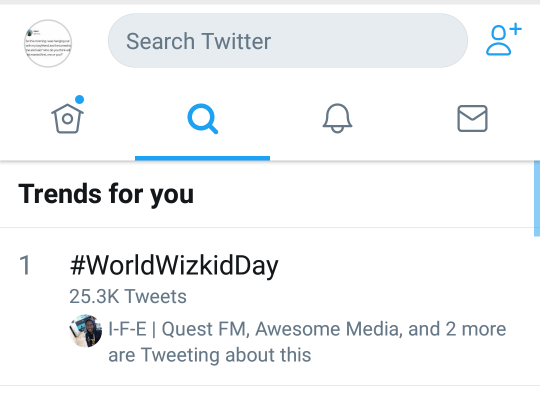 world Wizkid day 1 - Nigerians React As #WorldWizkidDay Trends On Twitter