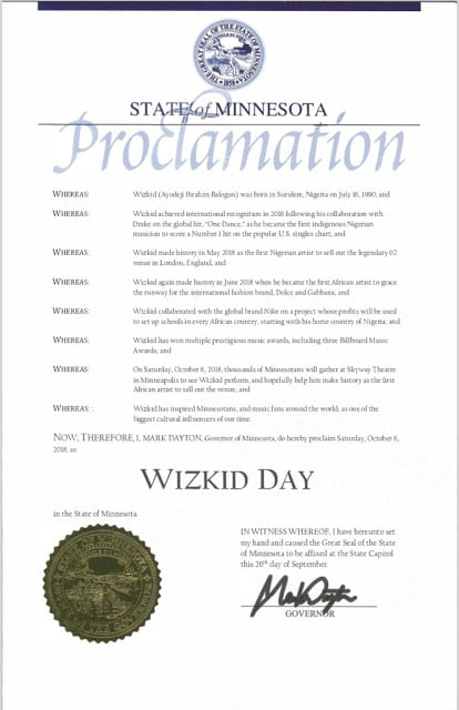 world Wizkid day - Nigerians React As #WorldWizkidDay Trends On Twitter