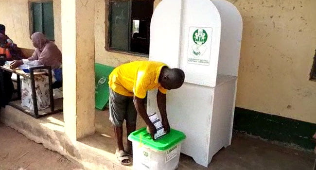 2019 Elections Taraba 1 - Lagos Supplementary Election: Party Agents Laud Peaceful Conduct, Voters Turnout