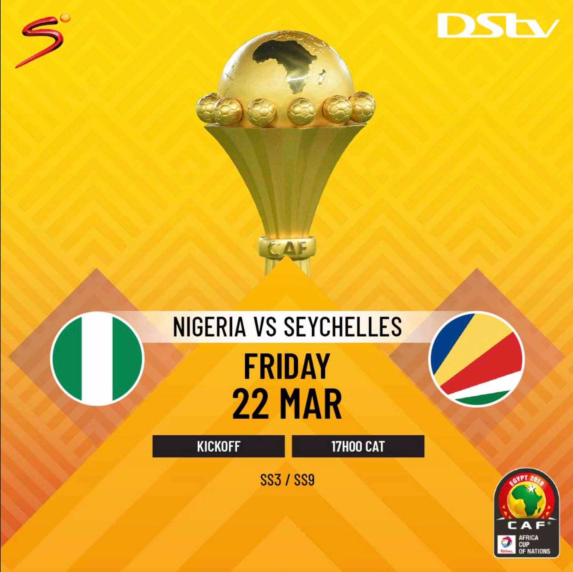 54517082 10157116505849640 7099624486961414144 o - Nigeria vs Seychelles: Team News, Time And How To Watch The Match