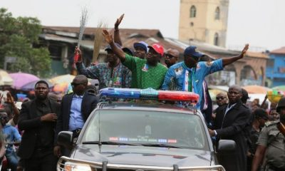 APC Rally with Ambode
