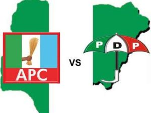 APC and PDP in Nigeria 300x225 - APC Vs PDP: Barrister Bamgbose Predicts Outcome Of Cases Before Supreme Court