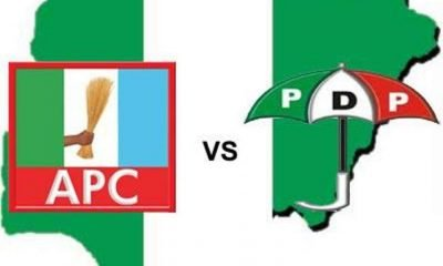 Ebonyi APC Candidate Withdraws From Supplementary Election, Joins PDP