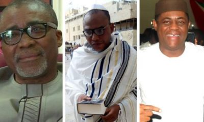 Biafra: Court Gives Final Verdict On Abaribe And Fani-Kayode Over Nnamdi Kanu