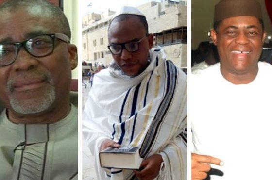Biafra: Court Gives Final Verdict On Abaribe And Fani-Kayode Over Nnamdi Kanu