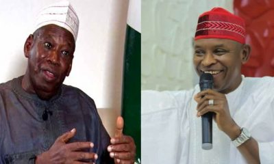 Breaking: Tribunal Delivers Final Judgment On Ganduje's Election