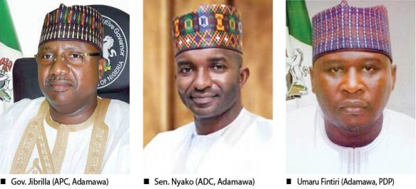 Gubernatorial Election 2019 Nigeria Update: Live Update: Adamawa State 2019 Governorship Election