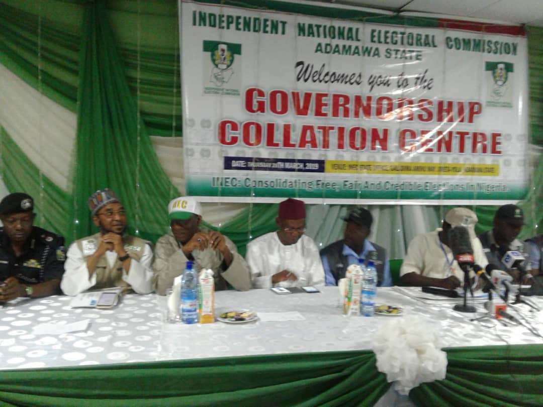 Breakdown Of Final Adamawa Supplementary Governorship Election Results
