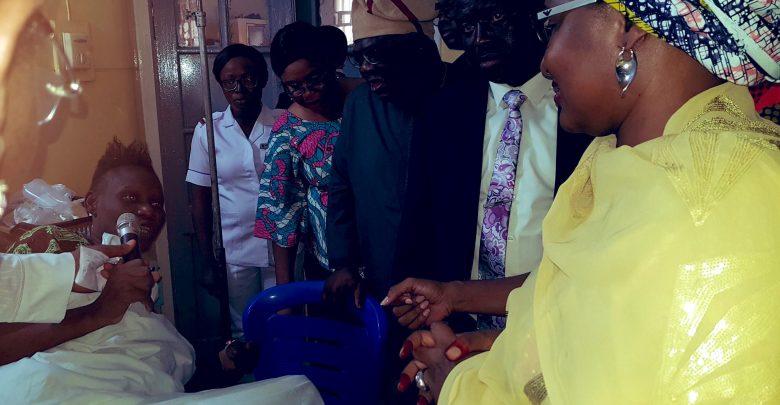 Aisha Buhari victims