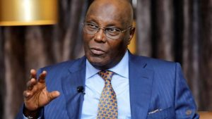 Don't Allow Abduction Of Our Children To Happen Again, Atiku Tells Buhari