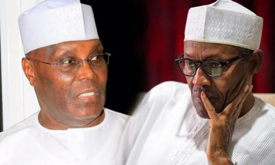 Election Tribunal: 'I Cannot Be Removed' – Buhari Tells Atiku