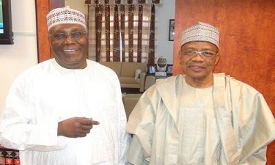 IBB Congratulates Buhari, Tells Atiku What To Do