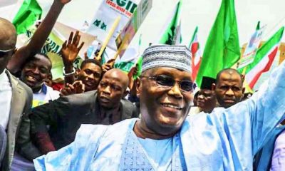 'My President': Nigerians Praise Atiku Over Statement On Senator Abbo