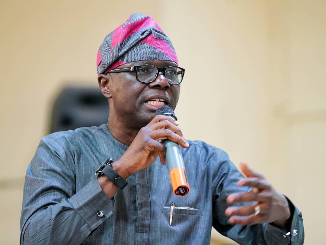 Sanwo-Olu Reveals Priorities Of His Administration