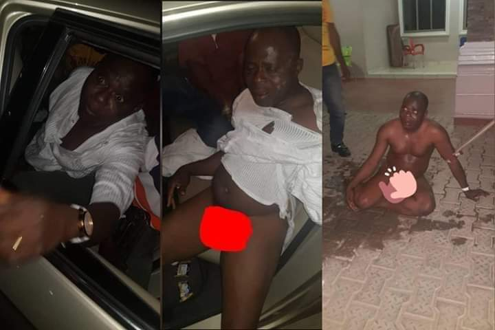 D0tr 1qXgAIOmRl - Sex Scandal!: Senator-Elect Beaten And Stripped Naked For Allegedly Attempting To Sleep With Another Man's Wife (Photos/Video)