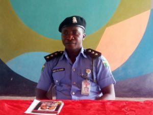 DSP Bala Elkana 1 300x225 - Man Killed In Lagos For Gossiping About His Neighbor's Affair