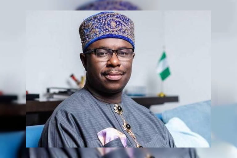Dakuku Peterside1 - NIMASA DG Denies Orchestrating Arrest Of Rivers Commissioner