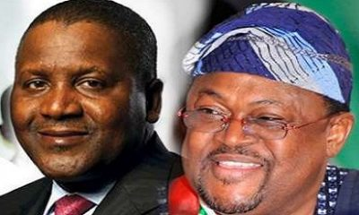 Checkout List Of 13 Richest Black People On Earth As Nigeria's Dangote Tops