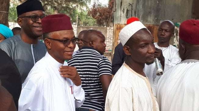 El Rufai - El-Rufai Speaks On Losing Election