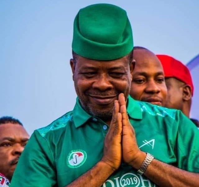 Emeka Ihedioha 640x600 - Emeka Ihedioha Wins Imo Governorship Election
