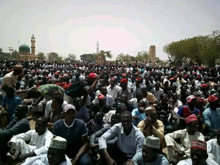 FB IMG 1552566648772 - Kano PDP Embark On Prayers And Fasting Over Re-Run (Photos)