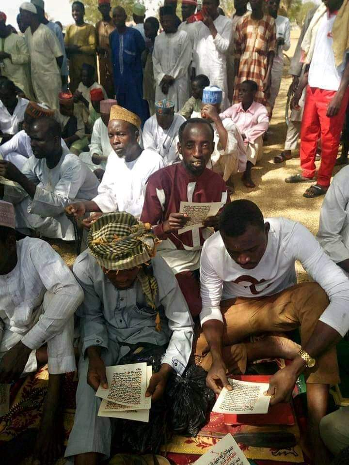 FB IMG 1552566720887 - Kano PDP Embark On Prayers And Fasting Over Re-Run (Photos)