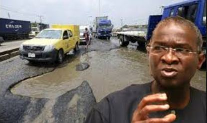 Fashola Says Bad Roads Not Cause Of Accidents On Highways