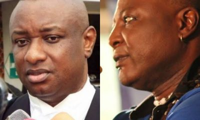 Festus Keyamo Breaks Silence On Bribing Charly Boy