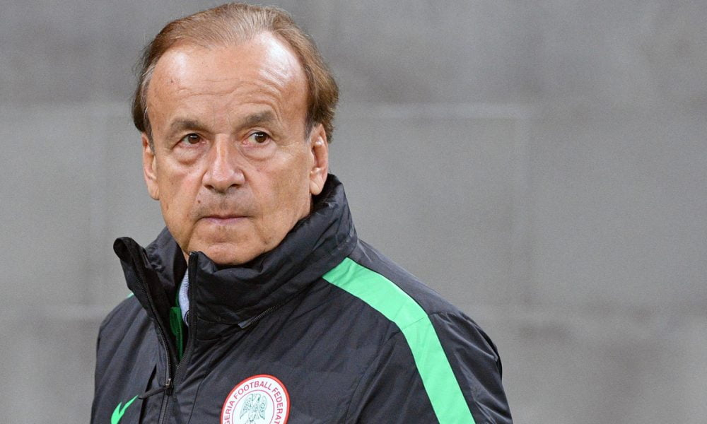 Gernot Rohr 1000x600 - AFCON 2019: Rohr Speaks On Super Eagles Group