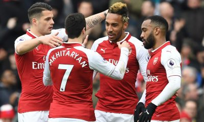 EPL: Arsenal Line Up Against Newcastle