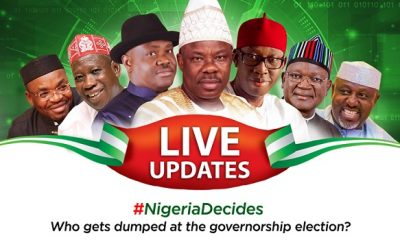 Breakdown Of States Governorship Election Results From All LGAs