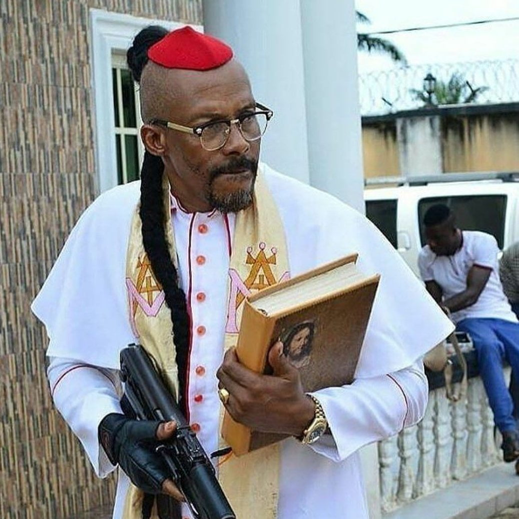 Hanks Anuku: Nigerians Praise Nollywood Actor, See Why