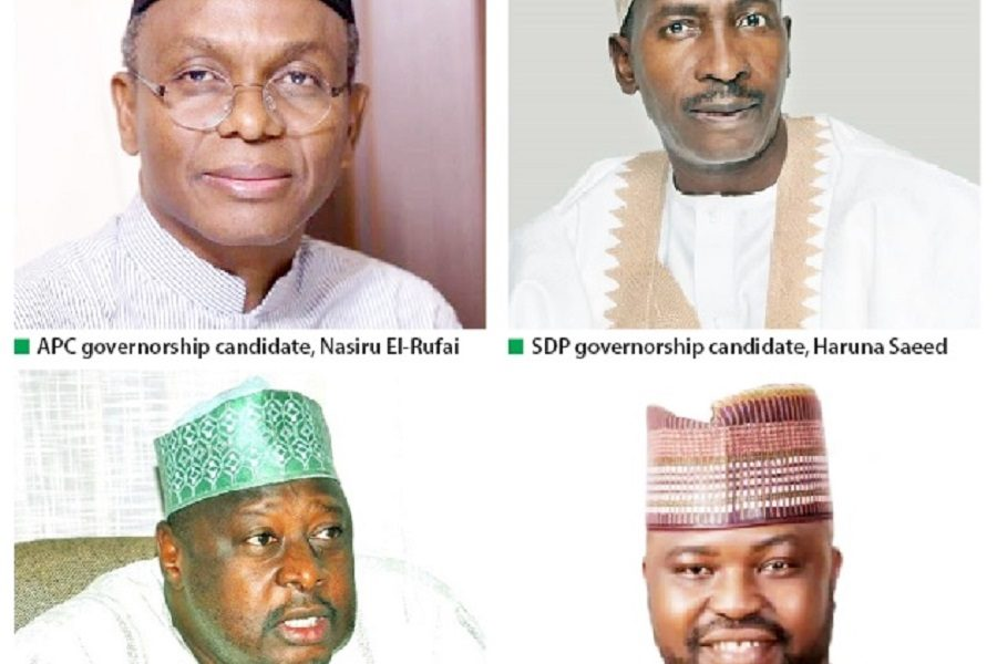 Gubernatorial Election 2019 Nigeria Update: Kaduna 2019 Governorship Election: Live Updates, Results