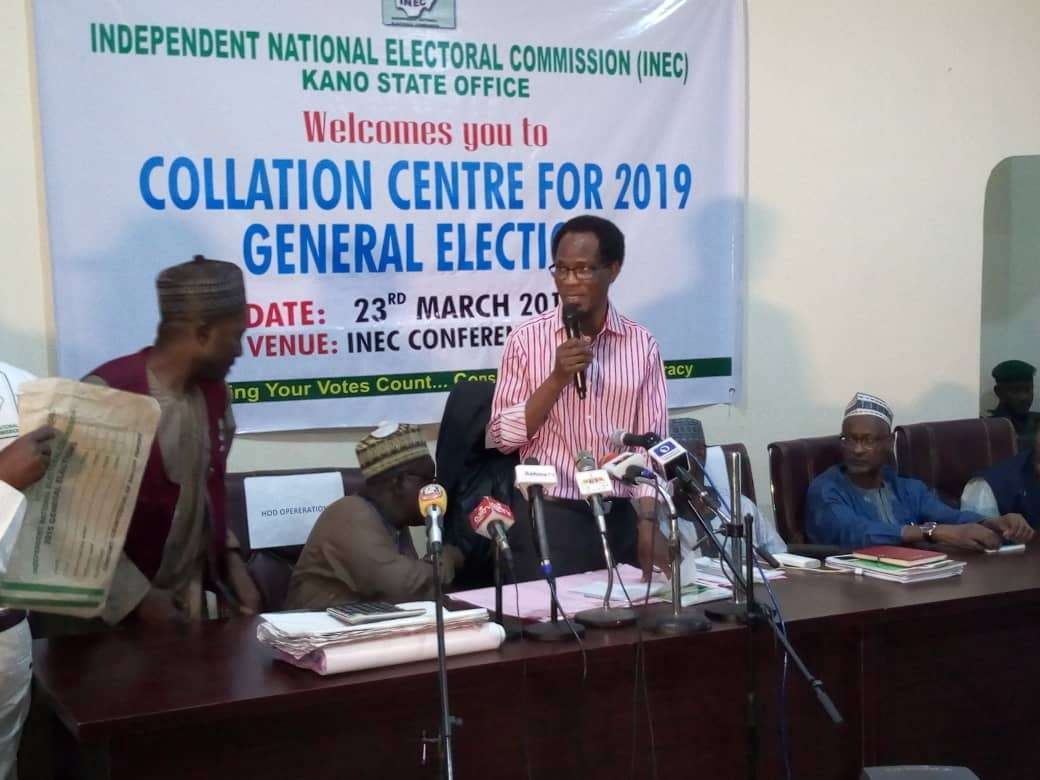 Kano Supplementary Election: Official Results From LGAs